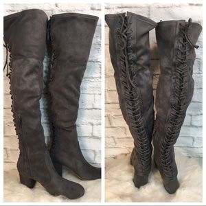 NEW Charles David Ollie 9 Knee High Boots